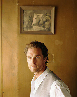 McConaughey, Matthew (14845) 8x10 Photo