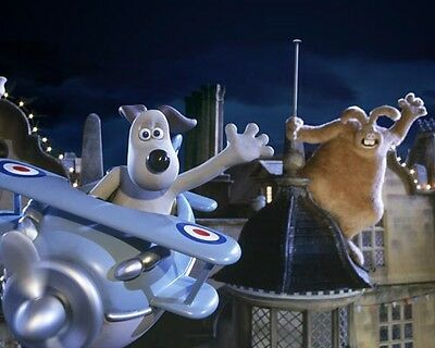 Wallace and Gromit [Curse of The Wererabbit] (14634) 8x