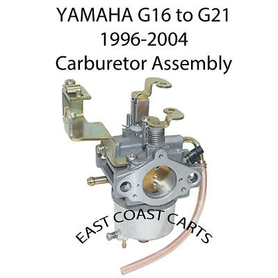Yamaha 1996-2004 G16, G20, G21 Golf Cart Carburetor Assembly JN6-14101