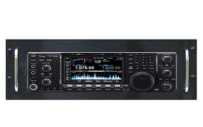 Icom Ic7600 Rack Mounting In 4U Size Has Room For An Optional Power Supply Too