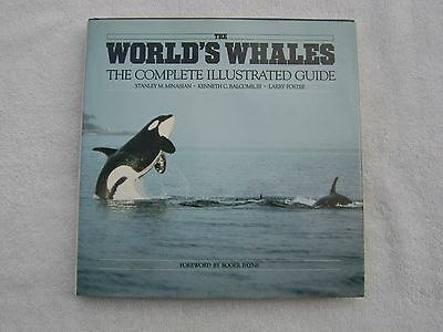 The Worlds Whales Book Maritime Nautical Marine (#172)