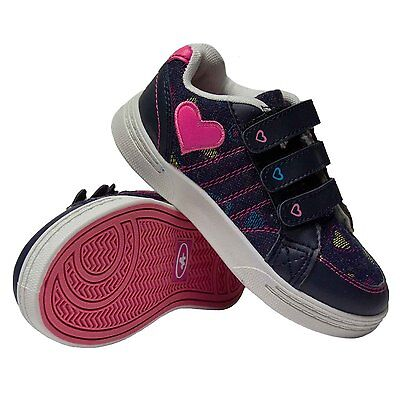 Girls Running Trainers Infants New Kids Shock Absorbing School Sports Shoes Boot