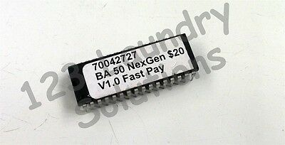 Bill Changer Control Chip 70042727 USED