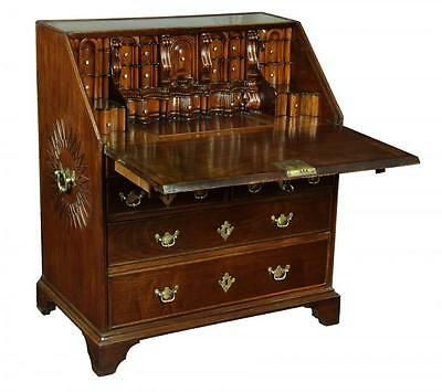 SWC-An Important Queen Anne Desk, early 18th century, China/Pacific Rim