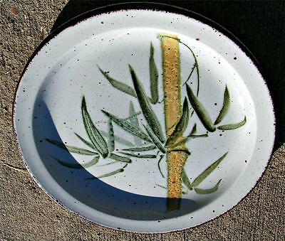 Rangoon by Midwinter Stonehenge LOT of 3 BREAD BUTTER PLATES bamboo vintage G24