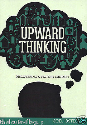 "Joel Osteen ""Upward Thinking - A Victory Mindset"" - 2 CD's, 1 DVD & Booklet"