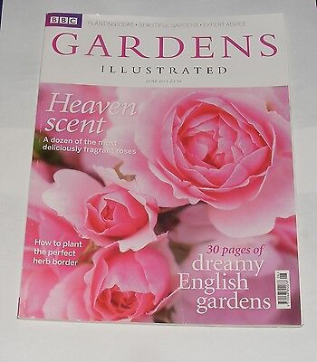 Gardens Illustrated June 2011 - Heaven Scent/dreamy English Gardens