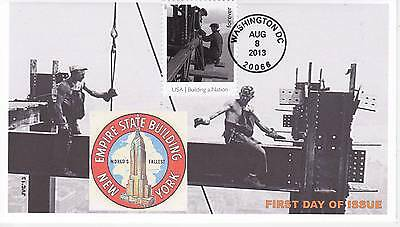 Jvc Cachets - 2013 Made In America Issue #3 First Day Cover Fdc - Only 12 Made