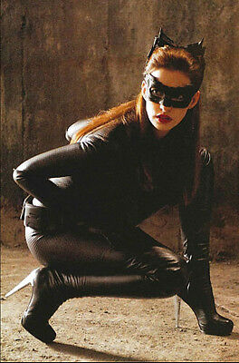 Catwoman The Dark Knight Rises Large Fridge Magnet - - Anne Hathaway!
