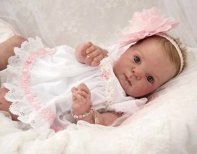 Reborn 21 inch Vinyl Doll Kit Bountiful Baby Cutie by Donna RuBert Supplies 2283