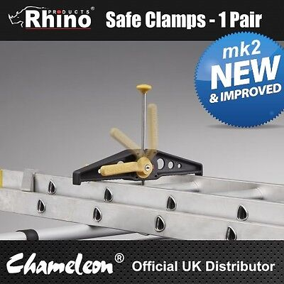 Rhino Roofclamp Safe Clamps Ladder Clamps