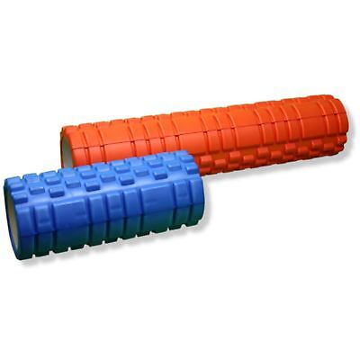 Grid Foam Soft Massager Roller Yoga Pilates Fitness Therapy Injury Rehab