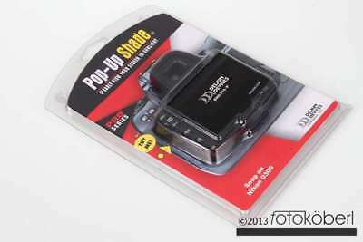 Delkin Pop-Up Shade LCD-Blendschutz NIKON D300