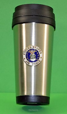 Air Force Stainless Steel Insulated Cup 16oz