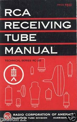 """""""HUGE""""  27 EACH  RCA Manuals for Transmitting & Receiving w RCA Radio Course CD"""