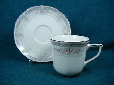 Noritake Rothschild Pattern 7293 Cup and saucer Set(s)