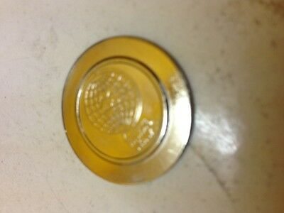 25 x 2 mm  TOKEN  JET WASH-HIGH SECURITY 50 VENDING-COIN OPS