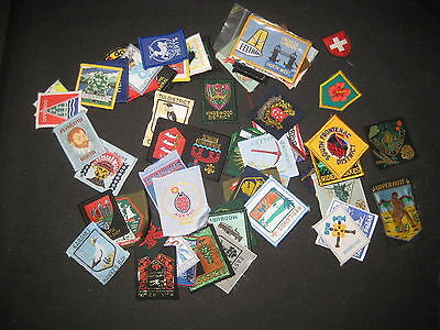 71 Worldwide Boy Scout District & Region Patches   fx 03