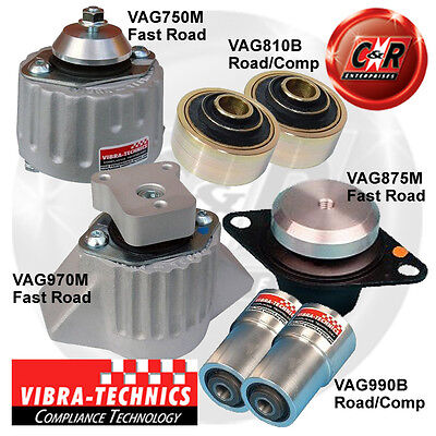VW Golf MK2 4 cyl Vibra Technics Full Road Kit