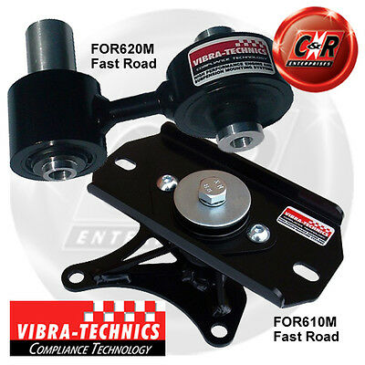 Ford Fiesta MK5 All petrol versions Vibra Technics Full Road Kit