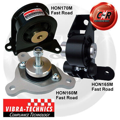 Honda Civic Type R EP3 ('01-'05) Vibra Technics Full Road Kit