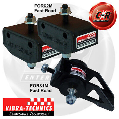 Ford Escort MK4 (1.6 CVH) Vibra Technics Full Road Kit