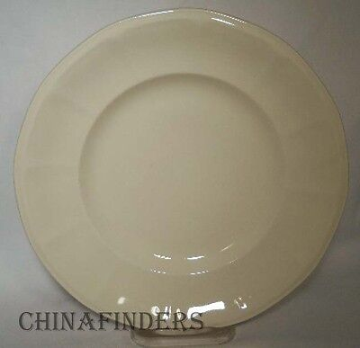 IROQUOIS china MUSEUM WHITE pattern BREAD PLATE