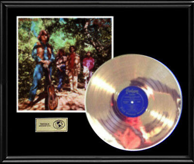 Creedence Clearwater Revival Green River Rare Gold Record Platinum  Disc Lp