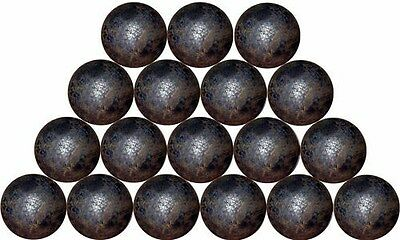 "33 - 1-1/2"" dia. forged steel balls (18 lbs)"
