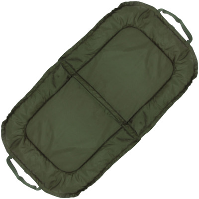 Ngt Beanie Unhooking Mat Fold Over Straps Carp Fishing Tackle 110Cm X 70Cm