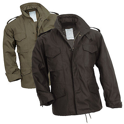 SURPLUS M65 GIACCA MILITARE A VENTO Field jacket Invernale US Ranger S-XXL 40038a05575