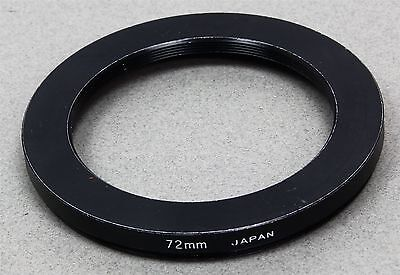 72mm Lens Thread to Series VII 7 FILTER HOLDER/ADAPTER RING