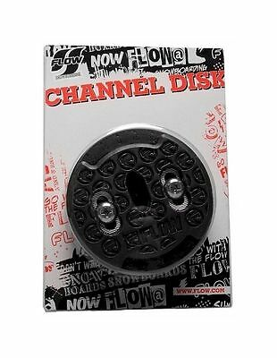 NEW Flow Channel Disk adapter for mounting bindings to Burton EST system Msrp$20