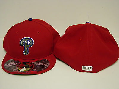 e45f36a0577004 NEW Mens New Era Stars & Stripes Phillies 59FIFTY MLB Baseball Fitted Hat  Cap