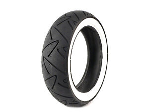 Tyre - Continental Twist White Wall 130/70 * 12 Vespa GTS