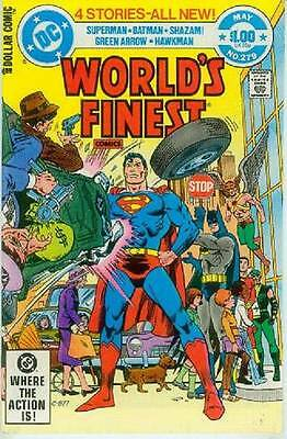 World's Finest # 279 (52 pages) (USA,1982)