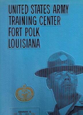 Infantry US Army Training Center Fort Ft. Polk Louisiana 1975 Yearbook