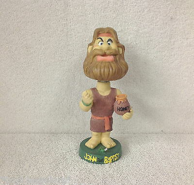John The Baptist * ISAAC BROS * Christian Biblical Figure Bobble Bobblehead