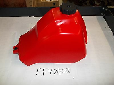 Honda Atc 185 , Atc 185S  Atc 200 1980-1983 New Plastic Fuel Tank Made In Usa