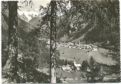 Gressoney St.jean - Panorama (Aosta)
