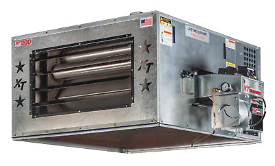 Waste Oil Heater/Furnace Lanair MX200 heater only FREE SHIP Save on heat bills!