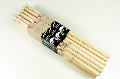 12 Paar Drumsticks 7a Schlegel Drum-Sticks Johnny Brook  Ahorn Sticks Drumsalive