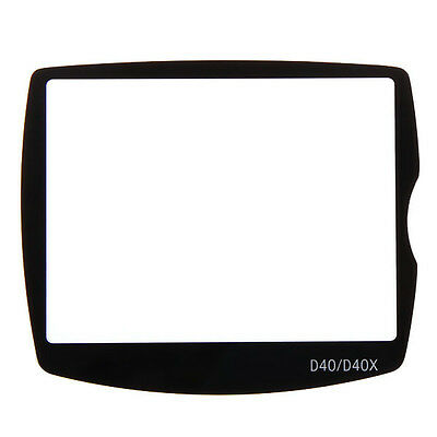 GGS Glass Screen Protector for Nikon D40/D40X DLSR
