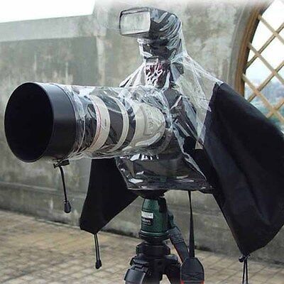 Durable Camera Protector Rain Cover Rainproof for SLR Camera
