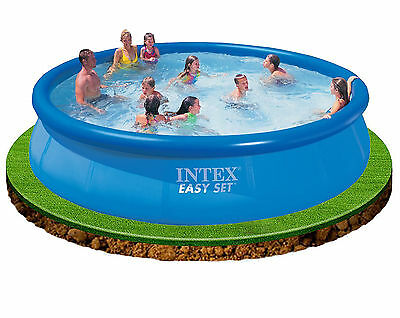 """Intex 15ft x 36"""" Easy Set Inflatable Swimming Pool great fun for kids #28160"""