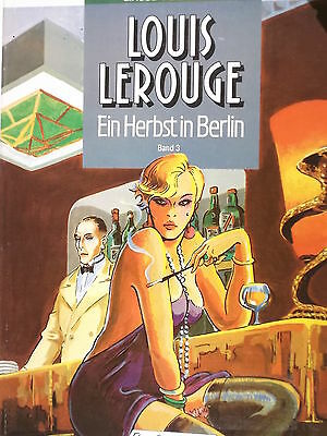 Louis Lerouge # 3 Ein Herbst in Berlin ( Ehapa Verlag, Softcover )