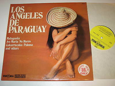 LP/LOS ANGELES DE PARAGUAY/Windmill WMD 111/SEXY NUDE COVER