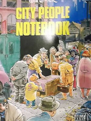 Will Eisner City People Notebook ( Feest 1.Auflage  Softcover )