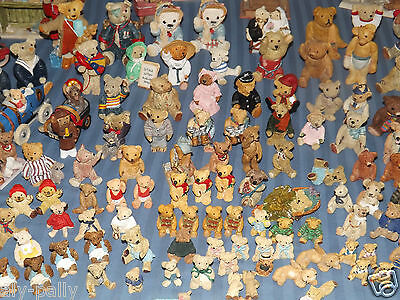 Colour Box Teddy Bears Peter Fagan lots to choose from colourbox collectable