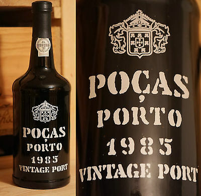 1985er Vintage Port - Pocas Junior *****